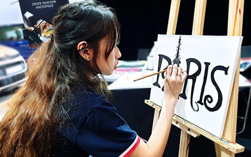 - Art Jamming - Craft Labs, Singapore August 2021